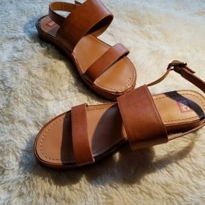 BC FOOTWEAR SANDALS TAN